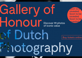 The gallery of honour of Dutch photography