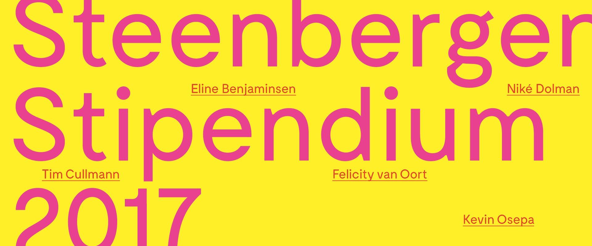 steenbergen-stipendium-2017