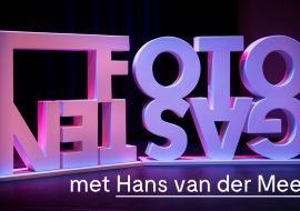 Fotogasten met Hans van der Meer