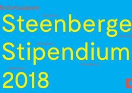 Steenbergen Stipendium 2018