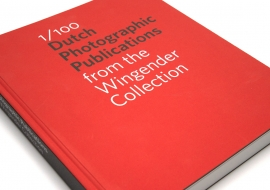 The Wingender Collection<br>Extraordinary Dutch Photobooks