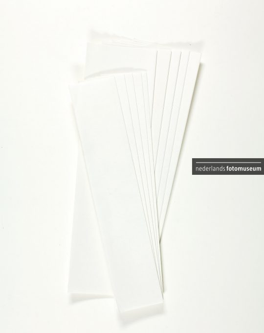 Papieren Insteekbladen
