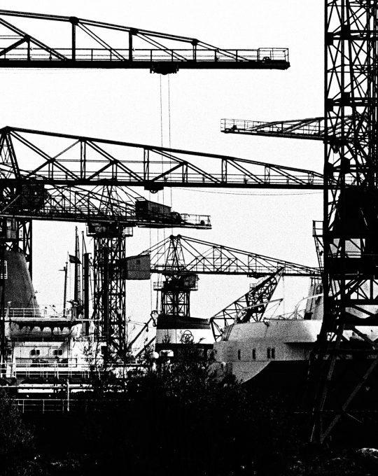 NSDM-scheepswerf, Aart Klein
