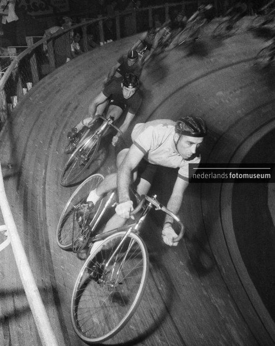 Wedstrijd wielrennen, Nico Jesse