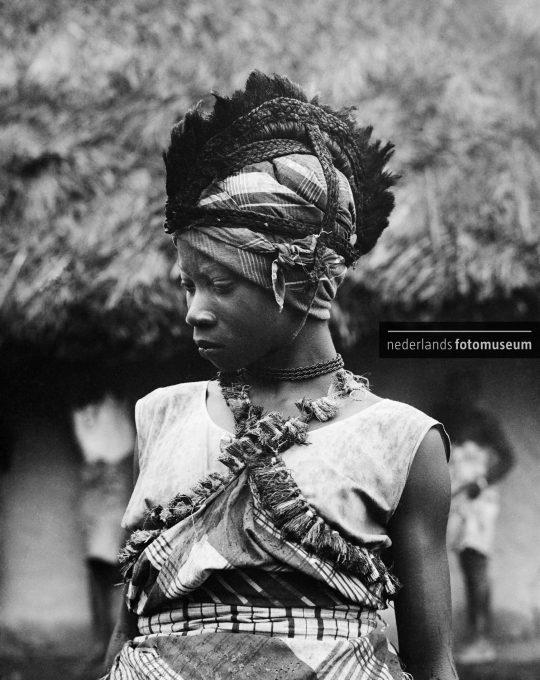 Meisje Sierra Leone, Paul Julien