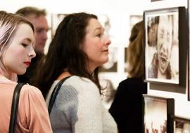 Opening Hours Art Rotterdam Week 2018
