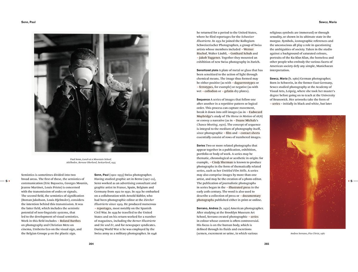 Thames and Hudson Dictionary of Photography | Nathalie Herschdorfer (ed )