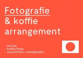 Photography & Coffee Arrangement