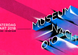 Museumnacht010 in het Nederlands Fotomuseum