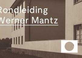 Werner Mantz: Architectuur en mensen