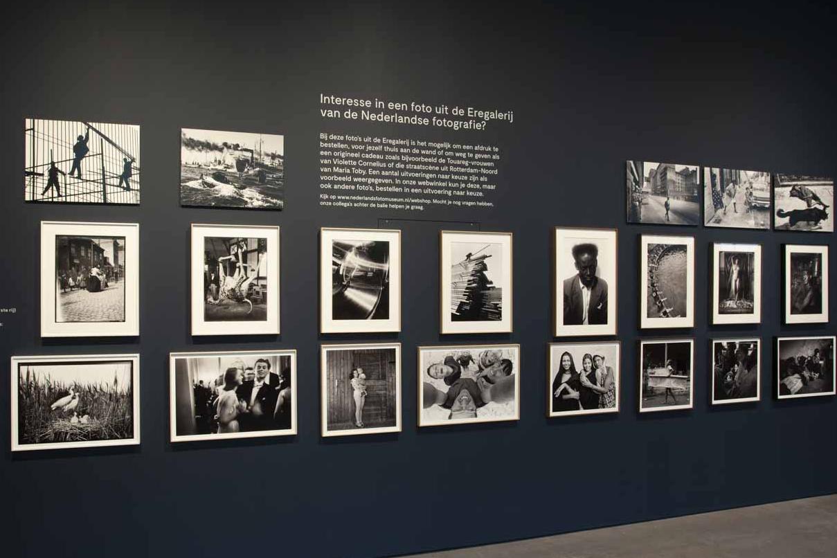 Koop een foto Eregalerij van de Nederlandse fotografie Nederlands Fotomuseum