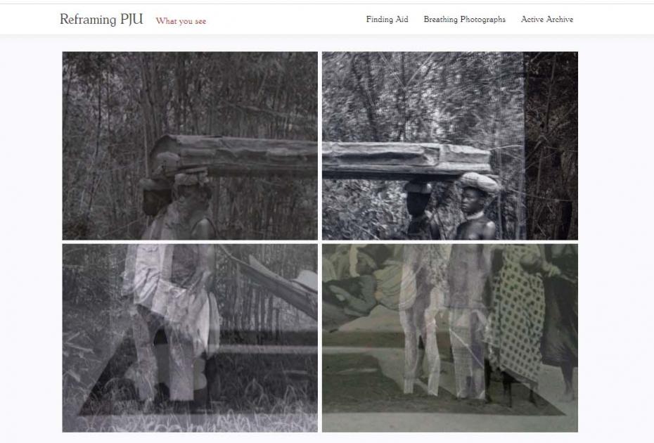 Reframing PJU Nederlands Fotomuseum